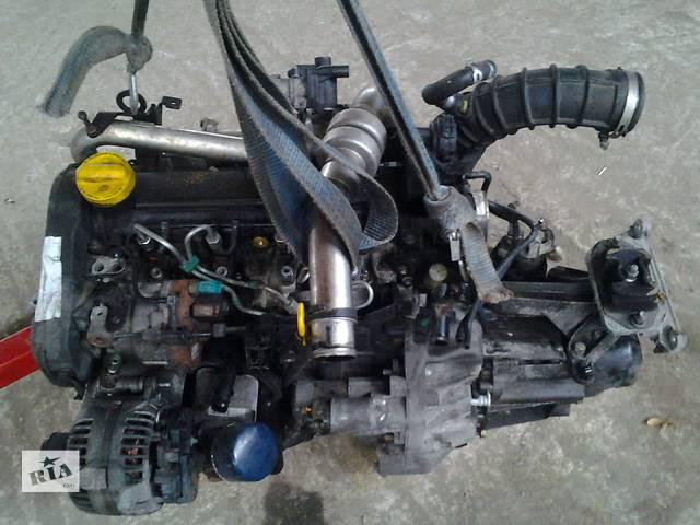 купить бу Б/у Блок двигателя двигуна Renault Kangoo Кенго 1,5 DCI К9К B802, N764 2008-2012 в Луцке