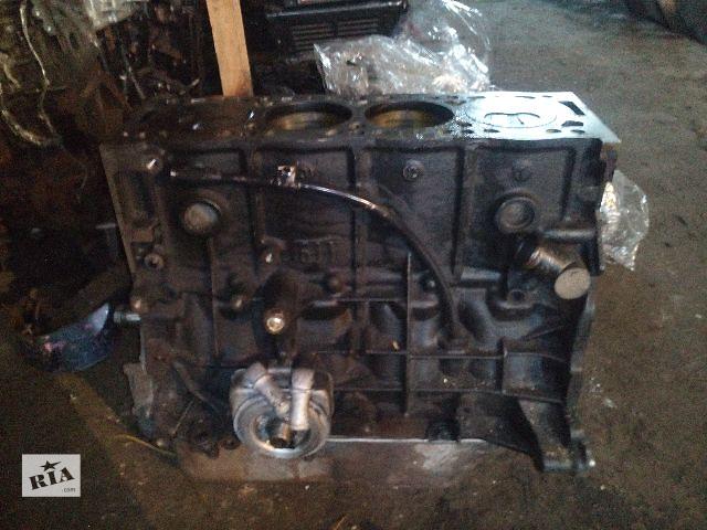 Б/у блок двигателя в сборе для легкового авто Citroen Berlingo 1.9d (DW-8)- объявление о продаже  в Ковеле