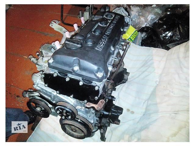 Б/у блок двигуна для легкового авто Nissan Terrano 3.0 d- объявление о продаже  в Ужгороде