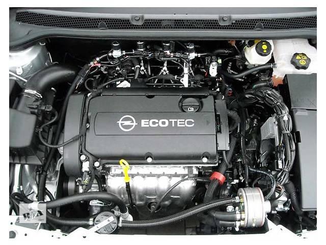 Б/у блок двигуна для легкового авто Opel Astra J 1.6 mt- объявление о продаже  в Ужгороде