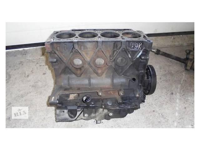 бу Б/у блок двигуна для легкового авто Renault Kangoo 1.9 dci в Ужгороде