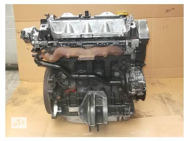 бу Б/у блок двигуна для легкового авто Renault Master 1.9 dti в Ужгороде