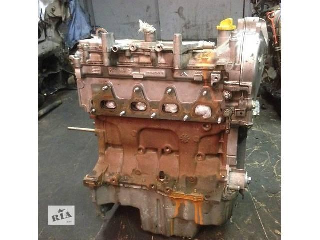 продам Б/у блок двигуна для легкового авто Renault Scenic 2.0 dci бу в Ужгороде
