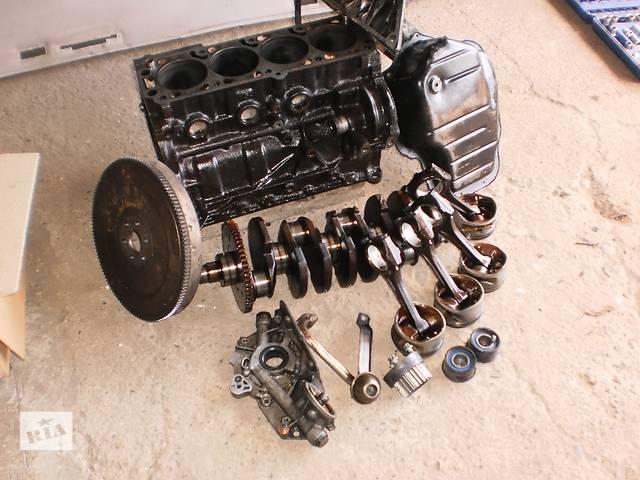 продам Б/у блок двигателя 2,0 16в бензин Opel Vectra B бу в Новом Роздоле