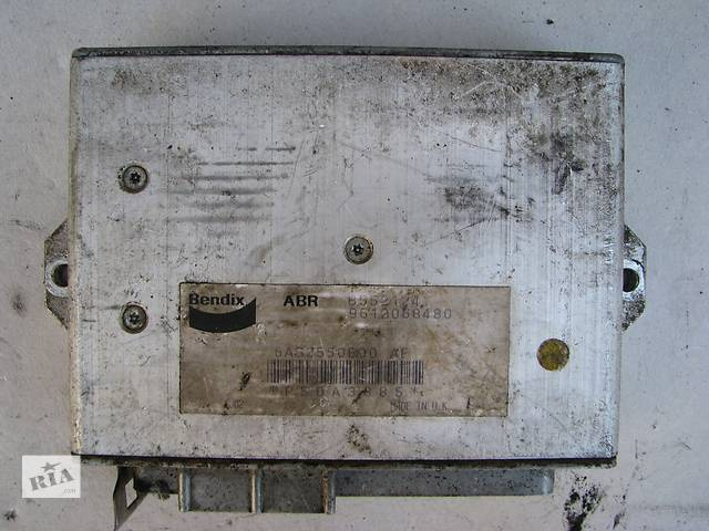 купить бу Б/у блок управления ABS Peugeot 106 1A/1C 1991-1996, 9612068480, BENDIX B552124 -арт№901- в Броварах