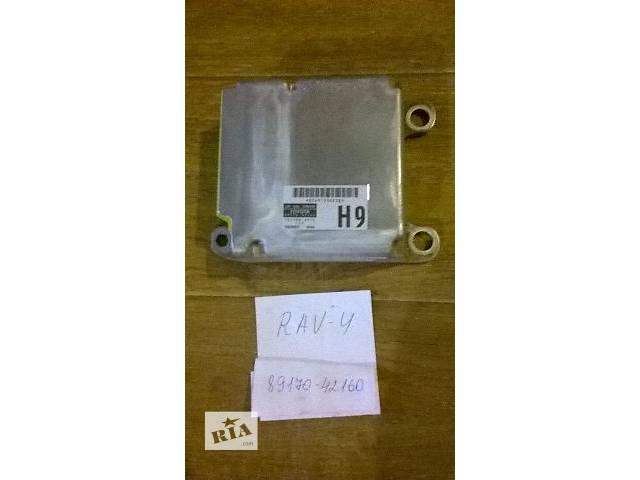 купить бу Б/у блок управления airbag 89170-42160 для кроссовера Toyota Rav 4 2002-2005г в Николаеве