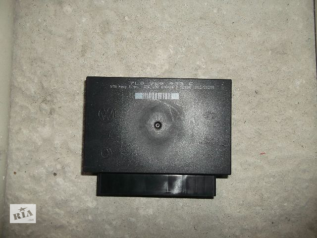 Б/у блок управления для легкового авто Porsche Cayenne Turbo 2005- объявление о продаже  в Днепре (Днепропетровск)
