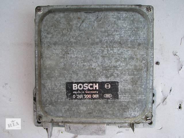 купить бу [Архив] Б/у блок управления двигателем BMW 7 Series E23 3.2i M30B32 1979-1983, BOSCH 0261200001 в Броварах