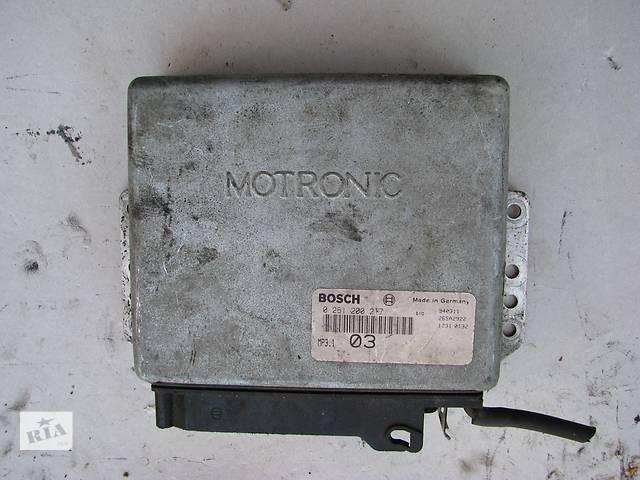 бу Б/у блок управления двигателем Citroen AX GTi/Peugeot 106 XSi 1.4 KFZ/TU3FJ2 1991-1996, BOSCH 0261200217 в Броварах