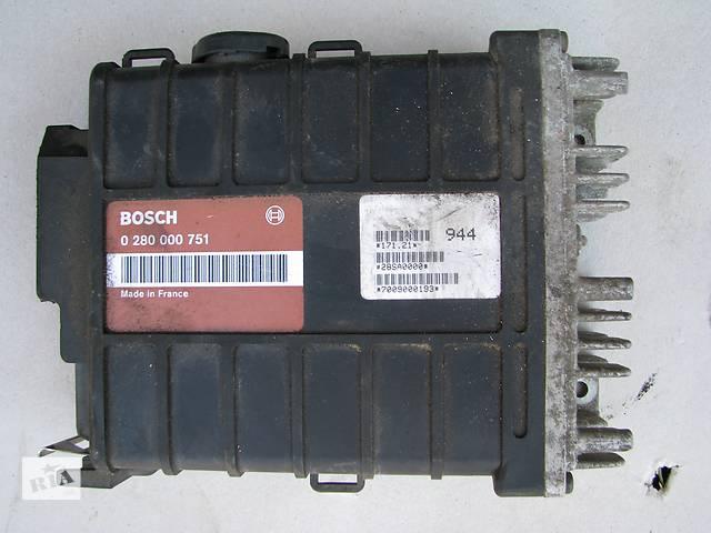 продам [Архив] Б/у блок управления двигателем Citroen AX/ZX/Peugeot 106 1.1 1990-1996, BOSCH 0280000751 бу в Броварах