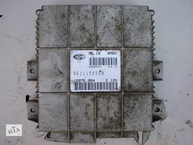 Б/у блок управления двигателем Citroen BX/ZX/Peugeot 205/309/405 1.6 BDY/XU5M3 1991-1997, 9611159580, G6.10 0A02- объявление о продаже  в Броварах
