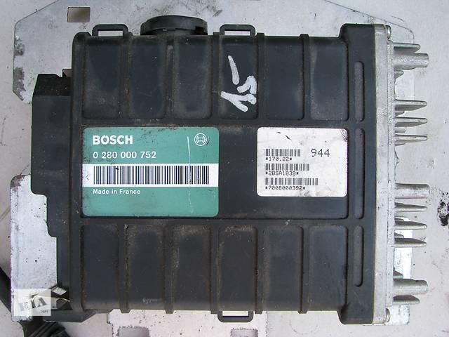 бу Б/у блок управления двигателем Citroen ZX/Peugeot 106/205 1.4 1991-1996 в Броварах
