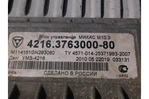 б/у Блоки управления двигателем УАЗ Патриот