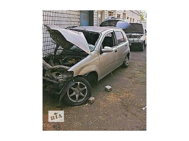 бу Б/у блок управления двигателем для хэтчбека Chevrolet Aveo Hatchback (5d) в Днепре (Днепропетровск)