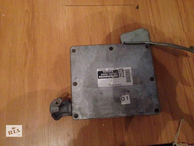 продам Б/у блок управления двигателем для кроссовера Toyota Rav 4 бу в Мариуполе (Донецкой обл.)