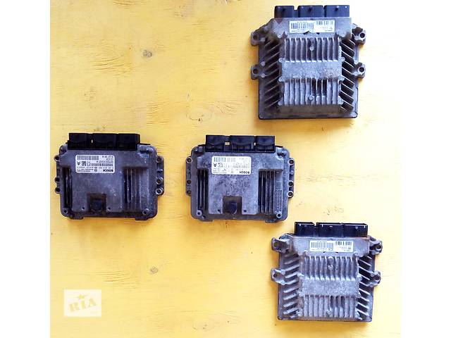 продам Б/у блок управления двигателем для легкового авто Fiat Scudo 2,0/1,6 с 2007- бу в Ровно