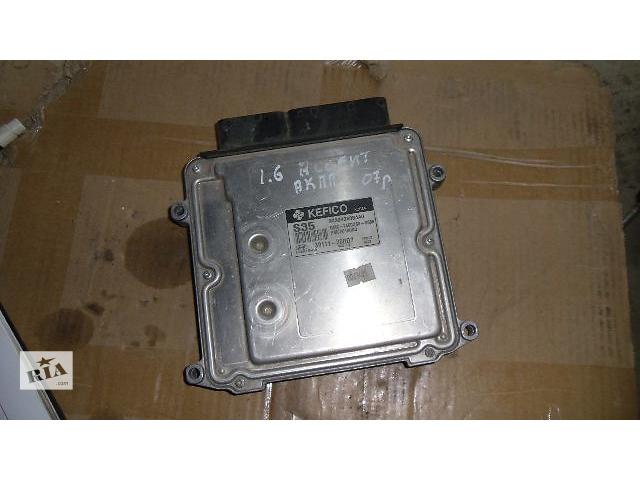бу Б/у блок управления двигателем для легкового авто Hyundai Accent 2008 в Коломые