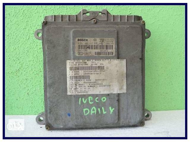 бу Б/у блок управления двигателем для легкового авто Iveco Daily в Чернигове