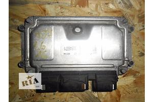 б/у Блоки управления двигателем Peugeot 307