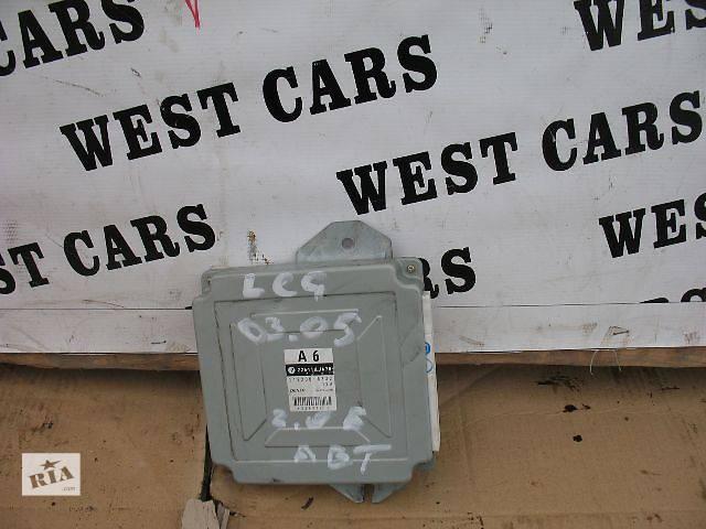 бу Б/у блок управления двигателем для легкового авто Subaru Legacy 2004 в Луцке