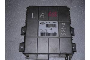 б/у Блоки управления двигателем Peugeot 405