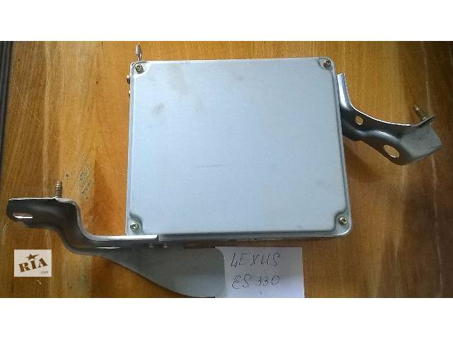 купить бу Б/у блок управления двигателем 89661-33A40 для седана Lexus ES 330 2003,2004,2005,2006г в Николаеве