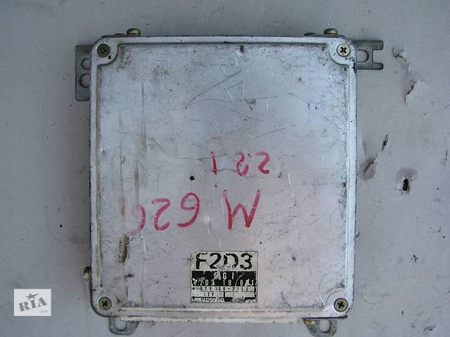 бу Б/у блок управления двигателем Mazda 626 GD 2.2i 1987-1990, F2D318881, DENSO 079700-2080 в Броварах
