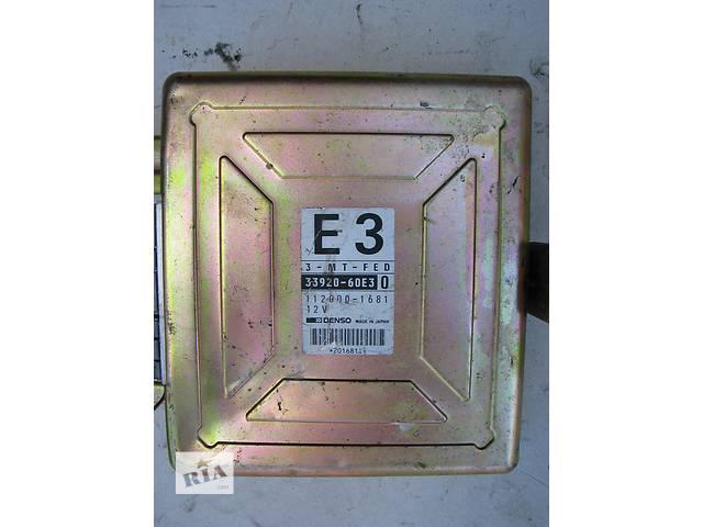 бу Б/у блок управления двигателем Suzuki Swift 1.0 1992-1993 в Броварах