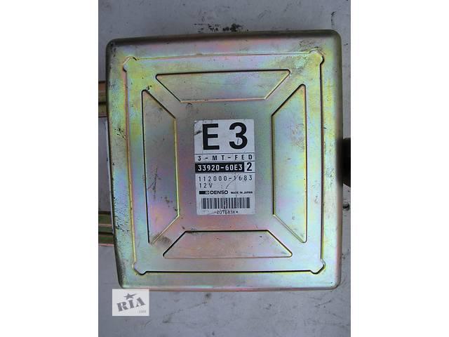 купить бу Б/у блок управления двигателем Suzuki Swift 1.0 1992-1993 в Броварах