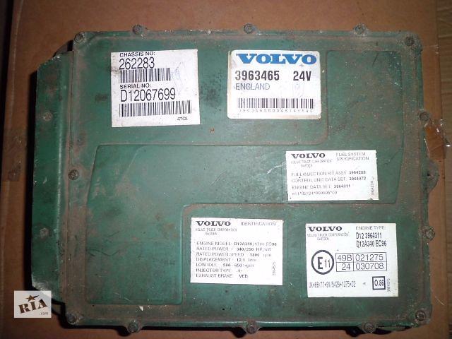 продам Б/у блок управления двигателем Volvo FH 12 бу в Черновцах
