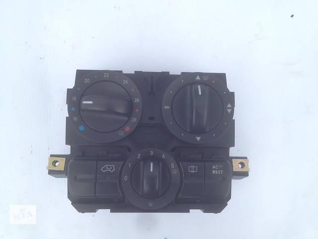 продам Б/у блок управления печкой/климатконтролем для Mercedes Vito 639 бу в Луцке