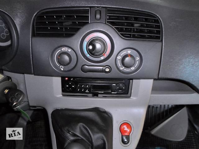 бу Б/у Блок управления печкой пічкою на Рено Кенго Канго Renault Kangoo 1,5 DCI К9К B802, N764 2008-2012 в Луцке