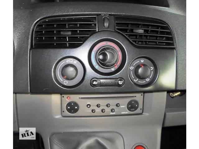 бу Б/у Блок управления печкой Renault Kangoo,Рено Канго,Кенго2 1,5DCI K9K (50кВт,63кВт,78кВт) 2008-2012 в Рожище