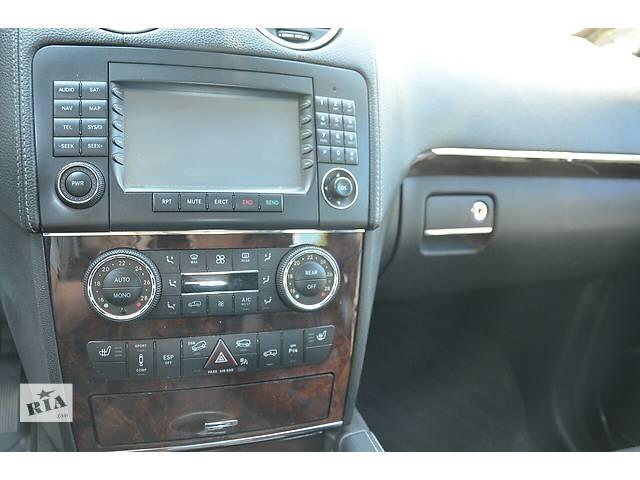 купить бу Б/у блок управления печкой/климатконтролем Mercedes GL-Class 164 2006 - 2012 3.0 4.0 4.7 5.5 Идеал !!! Гарантия !!! в Львове