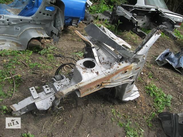 продам Б/у четверть автомобиля для легкового авто Mitsubishi Lancer 9 бу в Львове
