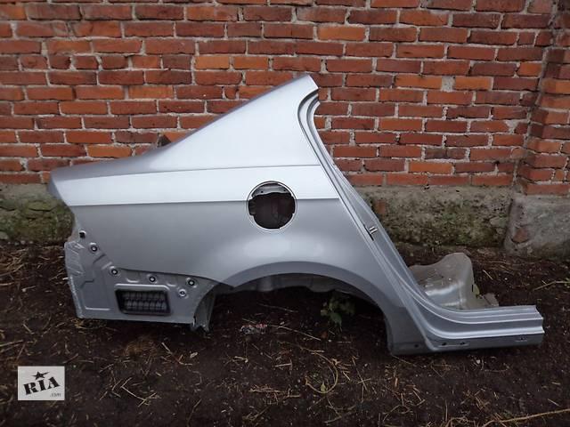 бу Б/у четверть автомобиля для легкового авто Volkswagen Passat B7 в Чернигове