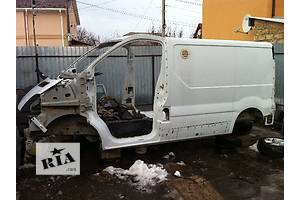 б/у Четверти автомобиля Opel Vivaro груз.