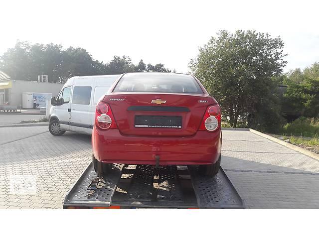 бу Б/у крыша для седана Chevrolet Aveo T300 в Луцке