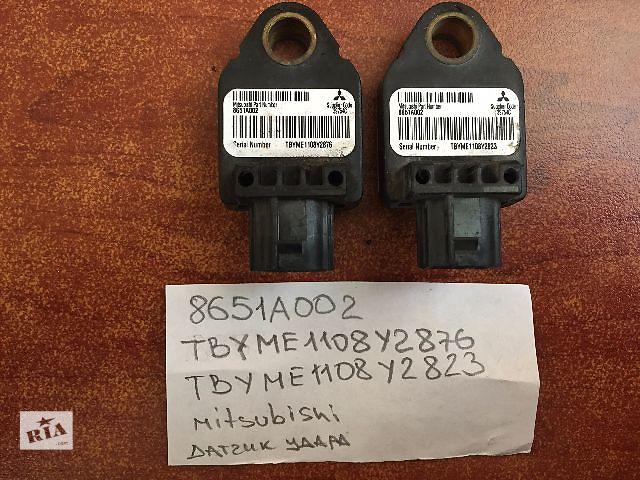 купить бу Б/у датчик удара  Mitsubishi  8651A002  TBYME1108Y2876  TBYME1108Y2823 в Одессе