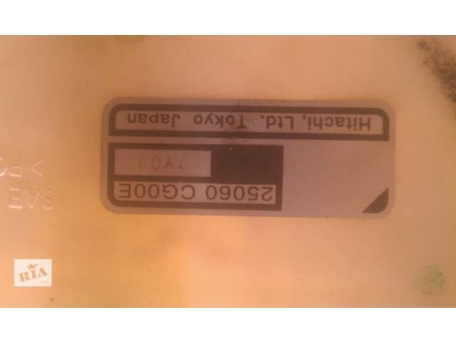 купить бу Б/у датчик уровня топлива 25060-CG00E с колбой для кроссовера Infiniti FX 35 2007г в Николаеве