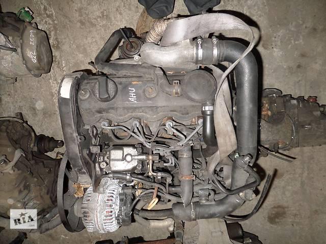 купить бу Б/у Двигатель Ford Galaxy 1,9tdi № AHU в Стрые