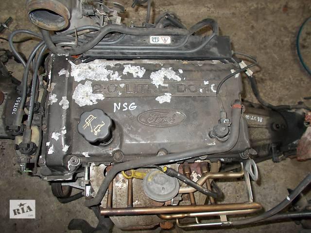Б/у Детали двигателя Двигатель Ford Galaxy 2.0 бензин № NSG- объявление о продаже  в Стрые
