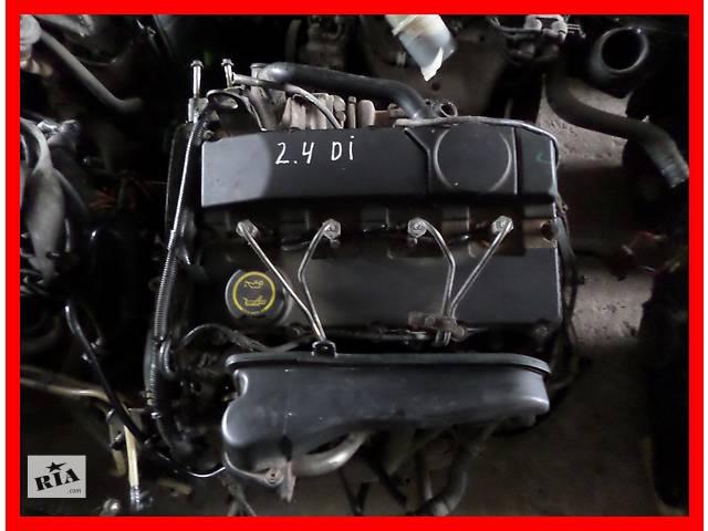 бу Б/у Двигатель Ford Transit 2.4 TDDI  № BBBB в Стрые