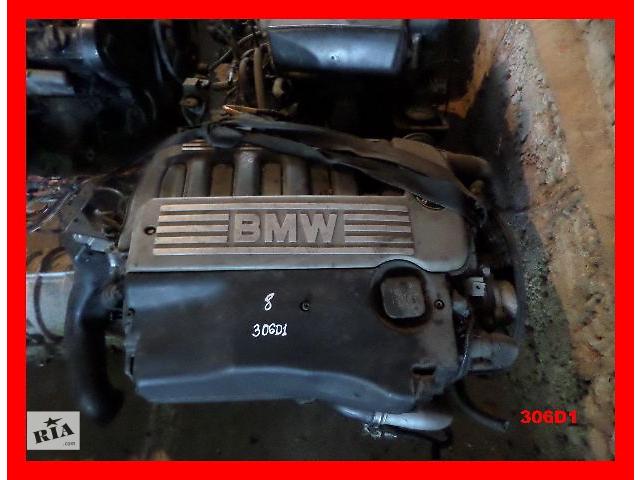бу Б/у Двигатель BMW 530 3.0 tdi (E39, E60, E61) № M57 306D1 в Стрые