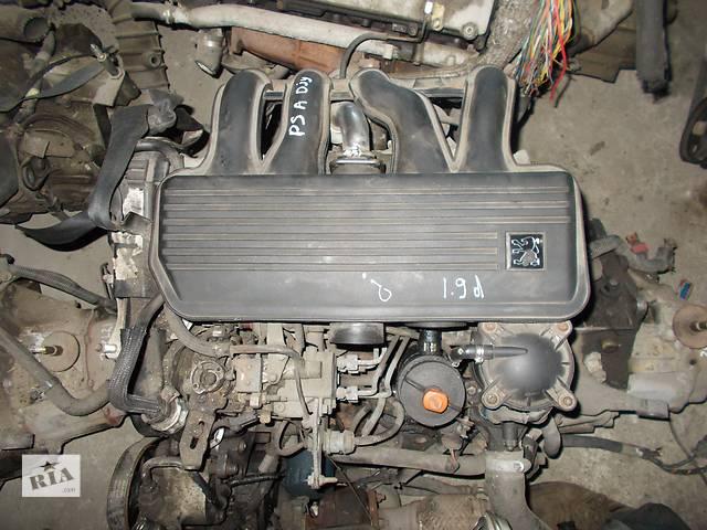 продам Б/у Двигатель Citroen ZX 1.9 D № PSA DJY 1993-1997 бу в Стрые