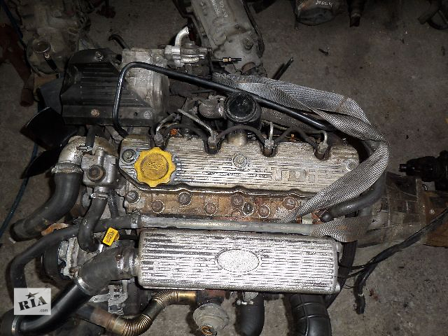 бу Б/у Двигатель Land Rover Discovery 2,5TDI № HRC 2552/B 1994-1998 год в Стрые