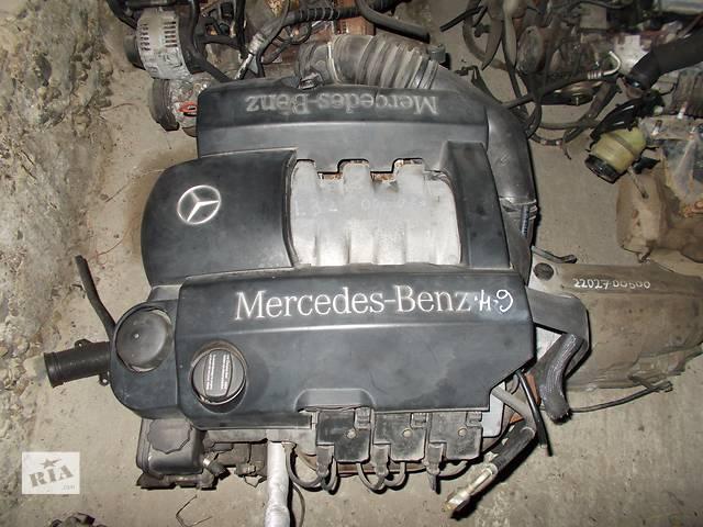 Б/у Двигатель Mercedes CLK-Class 3,2бензин № 112.940 31 166457- объявление о продаже  в Стрые