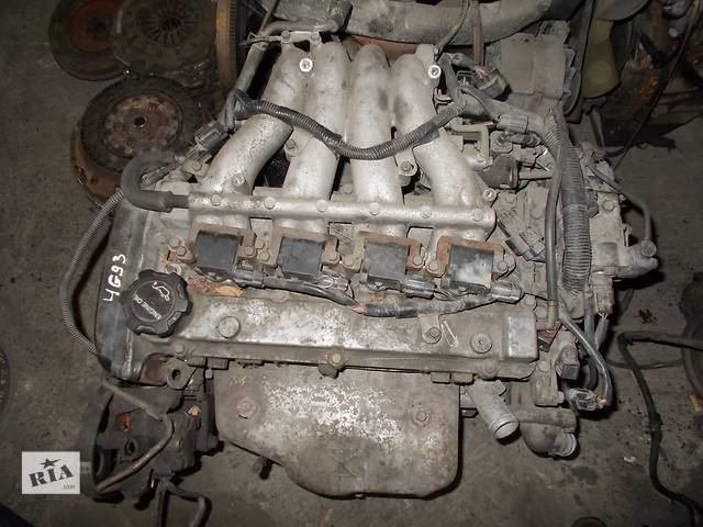 Б/у Двигатель Mitsubishi Galant 1,8 бензин GDI №4G93- объявление о продаже  в Стрые
