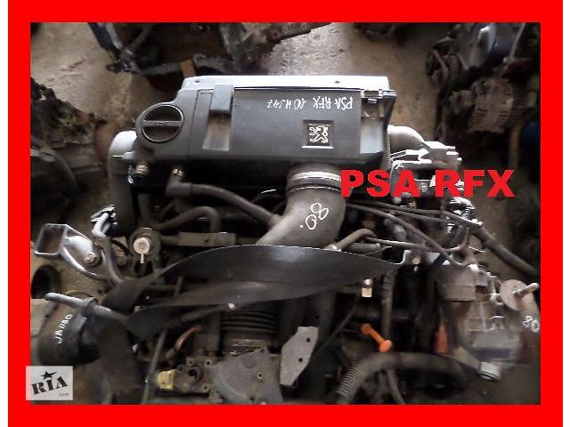 бу Б/у Детали двигателя Двигатель Легковой Peugeot 306 2.0 бензин № PSA RFX в Стрые