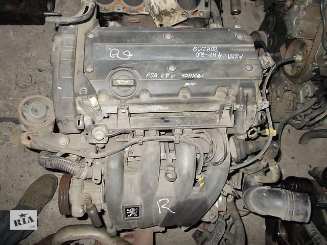 Б/у Двигатель Peugeot 306 2,0 бензин 16V № PSA RFV 1997-2002- объявление о продаже  в Стрые